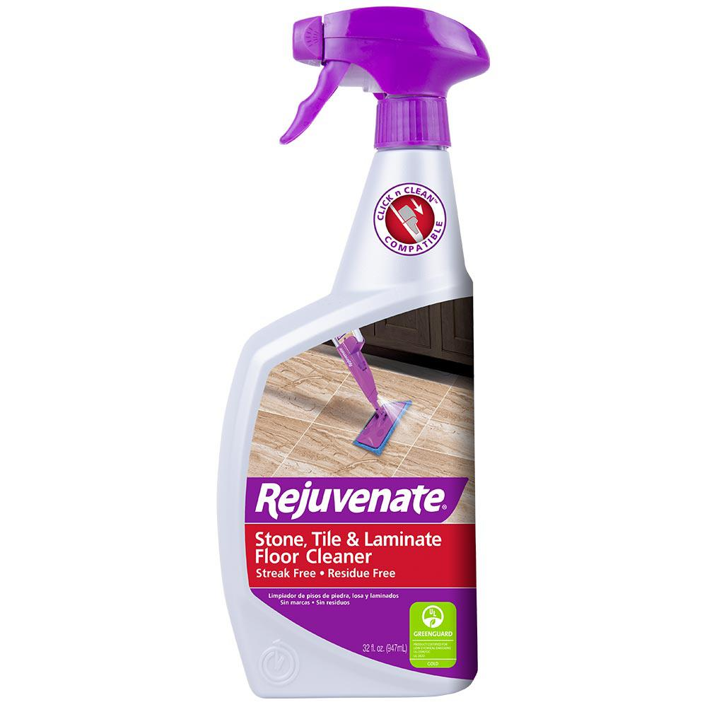 Rejuvenate 32 oz. Stone, Tile and Laminate Floor Cleaner