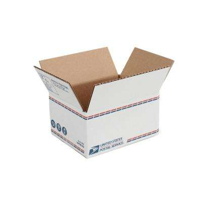 8 in. L x 6 in. W x 4 in. H Shipping Box