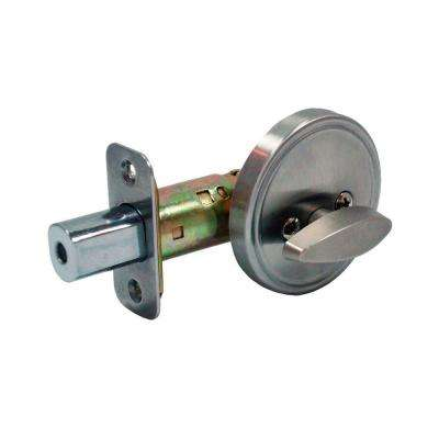 Single Sided Stainless Steel Deadbolt