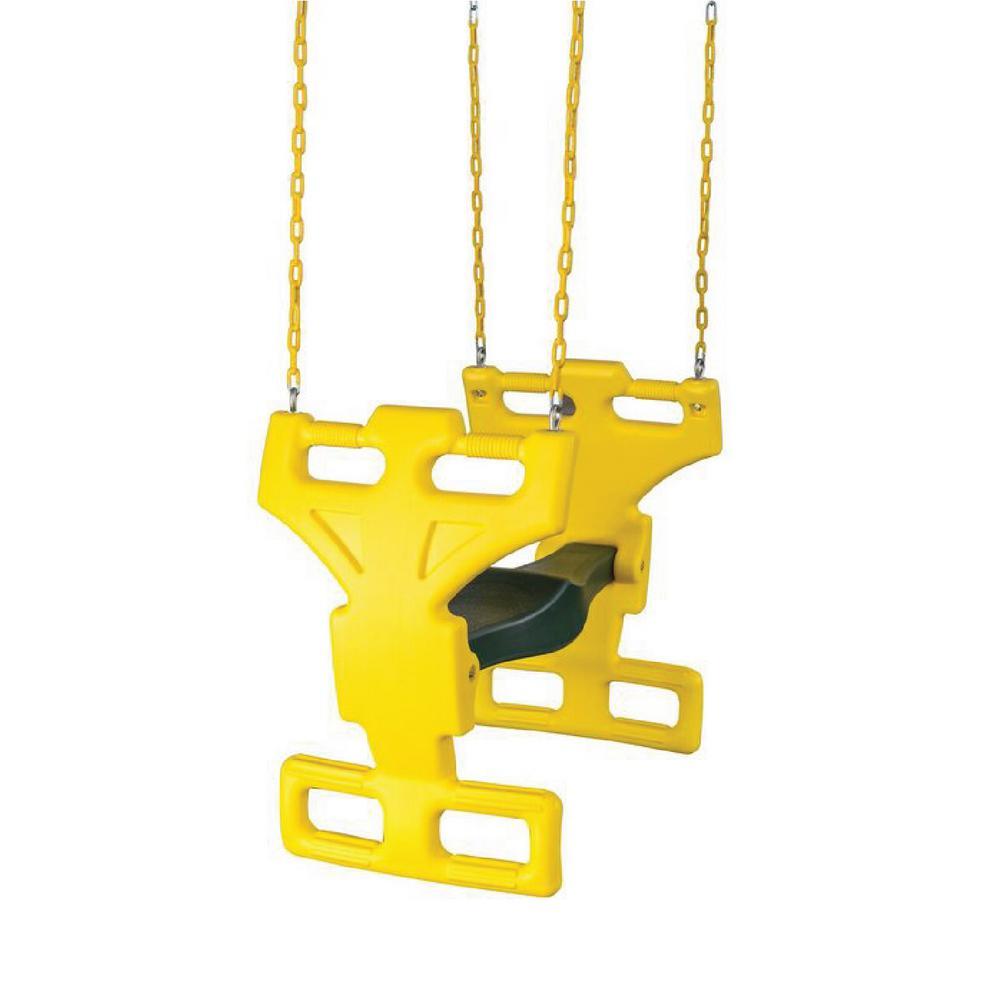 Multi-Child Glider Swing