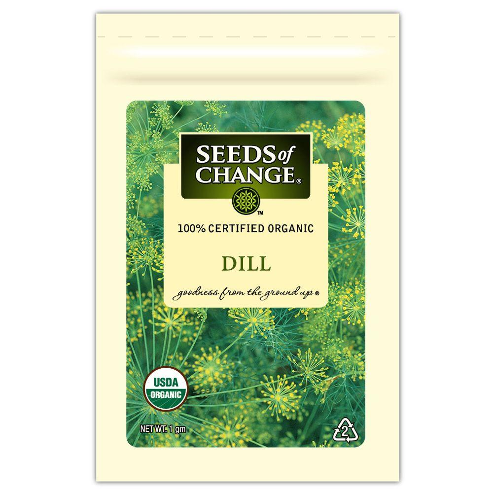Seeds of Change Dill Seed