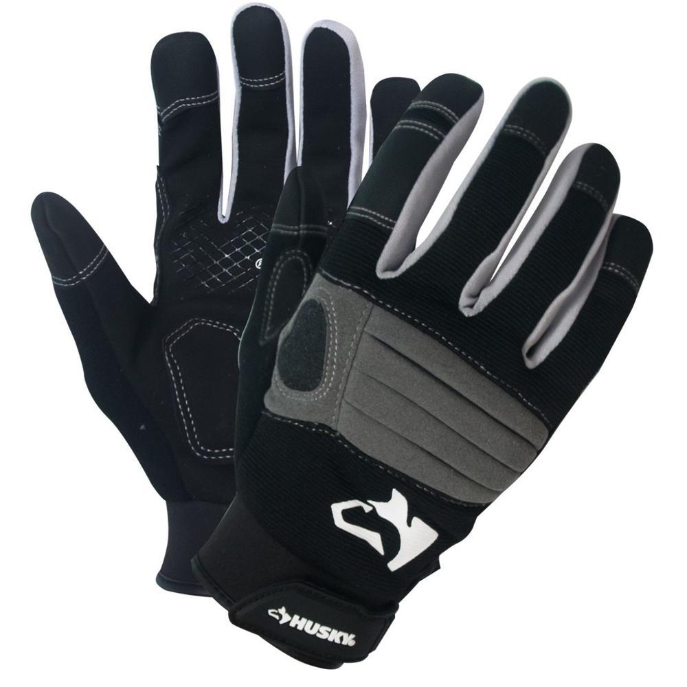 Large Medium-Duty Work Glove (5-Pack)