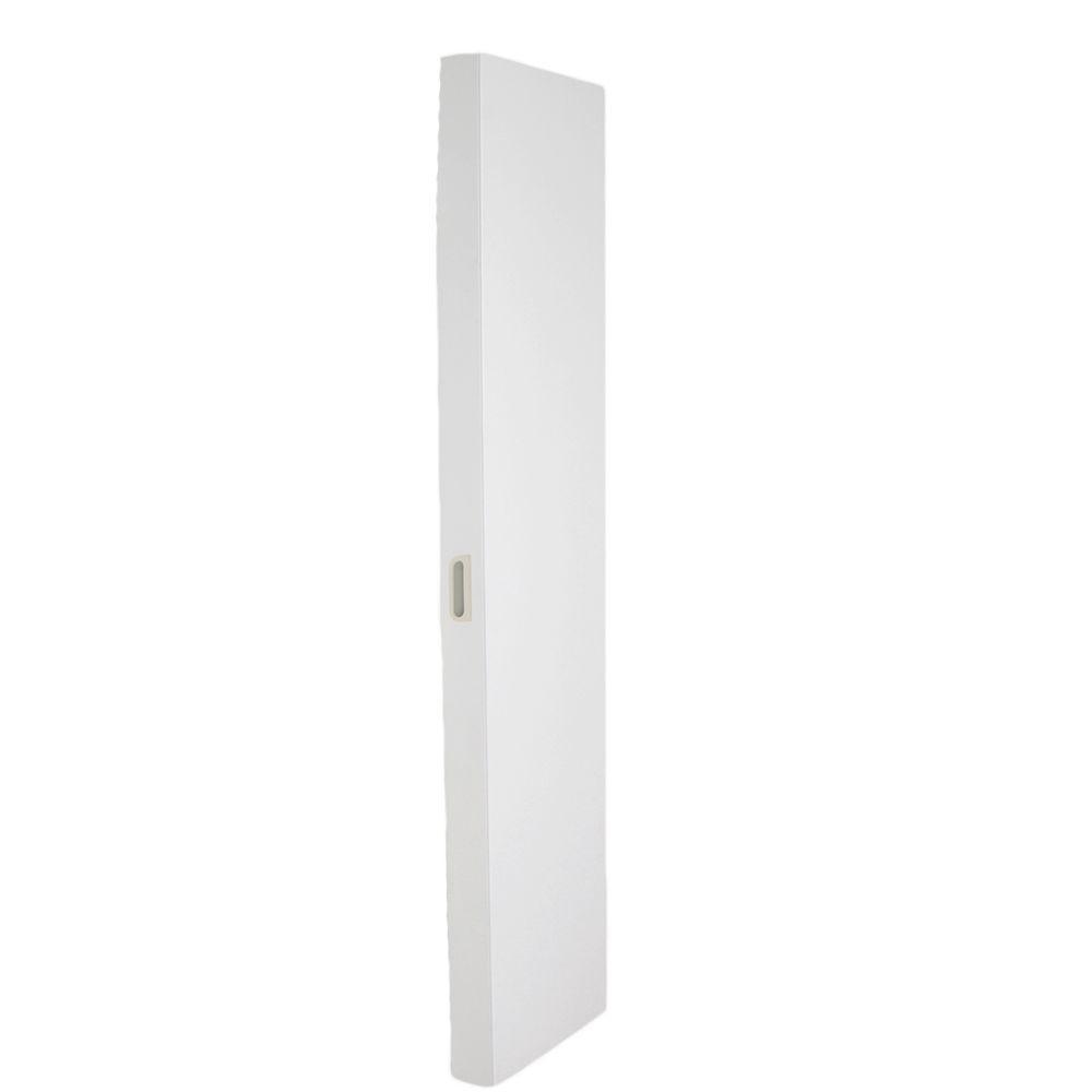 Cabidor 70 in. x 16 in. White Classic Cabinet