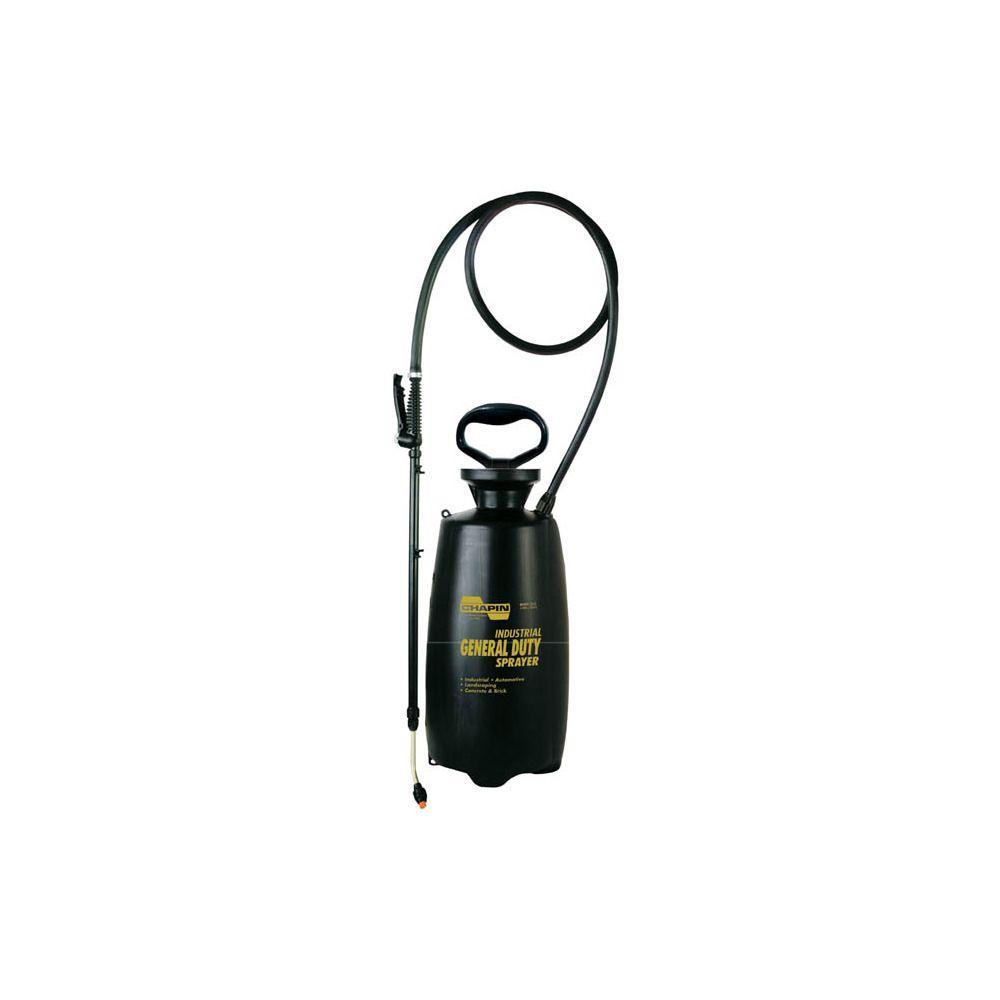 3 Gal. Industrial Poly General Duty Sprayer