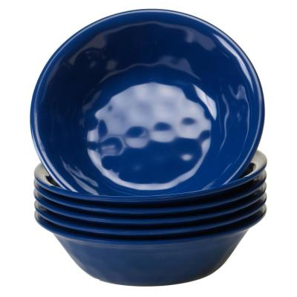 6-Piece Cobalt Bowl Set