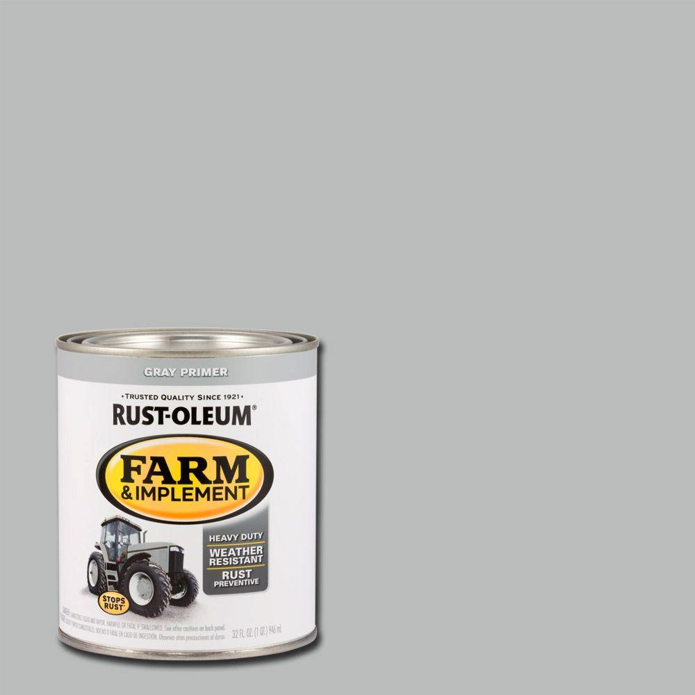 1 qt. Farm & Implement Gray Primer (2-Pack)