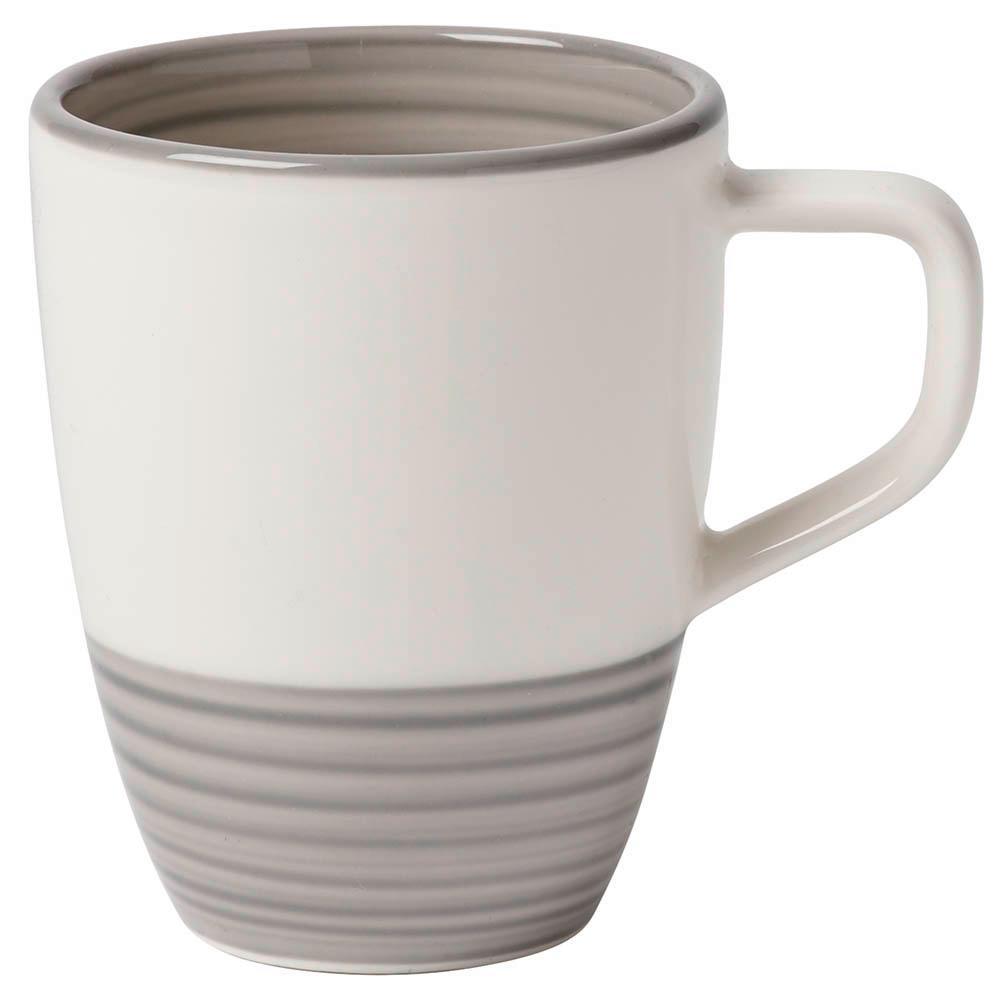 Villeroy & Boch Manufacture Gris 3-1/4 oz. Gray Espresso Cup 1042311420