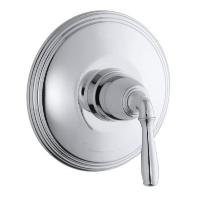 Devonshire 1-Handle Thermostatic Valve Trim Kit in Polished Chrome (Valve Not Included)