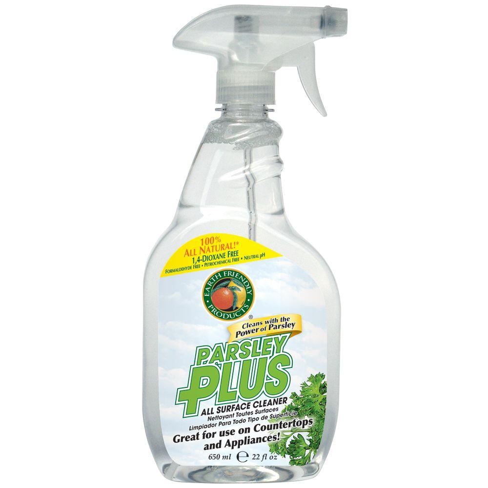Earth Friendly Products 22 Oz. Trigger Spray Parsley Plus All Purpose  Kitchen Bathroom
