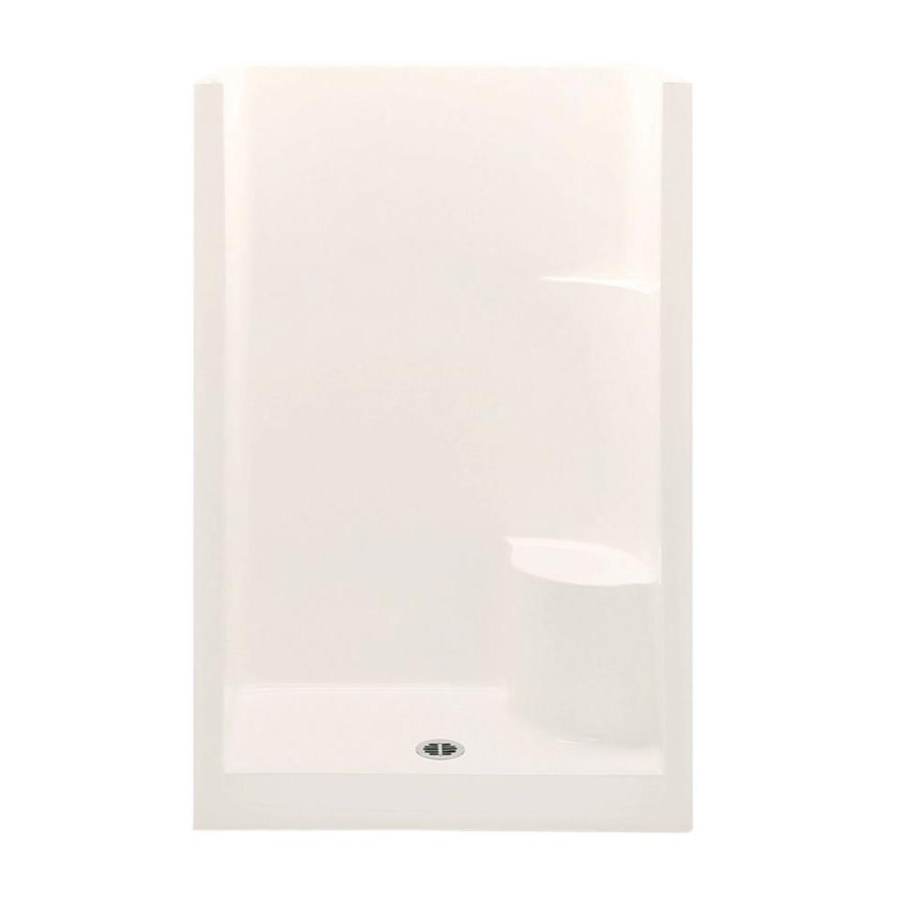 Aquatic Everyday AFR 48 in. x 33.5 in. x 75 in. 1-Piece S...