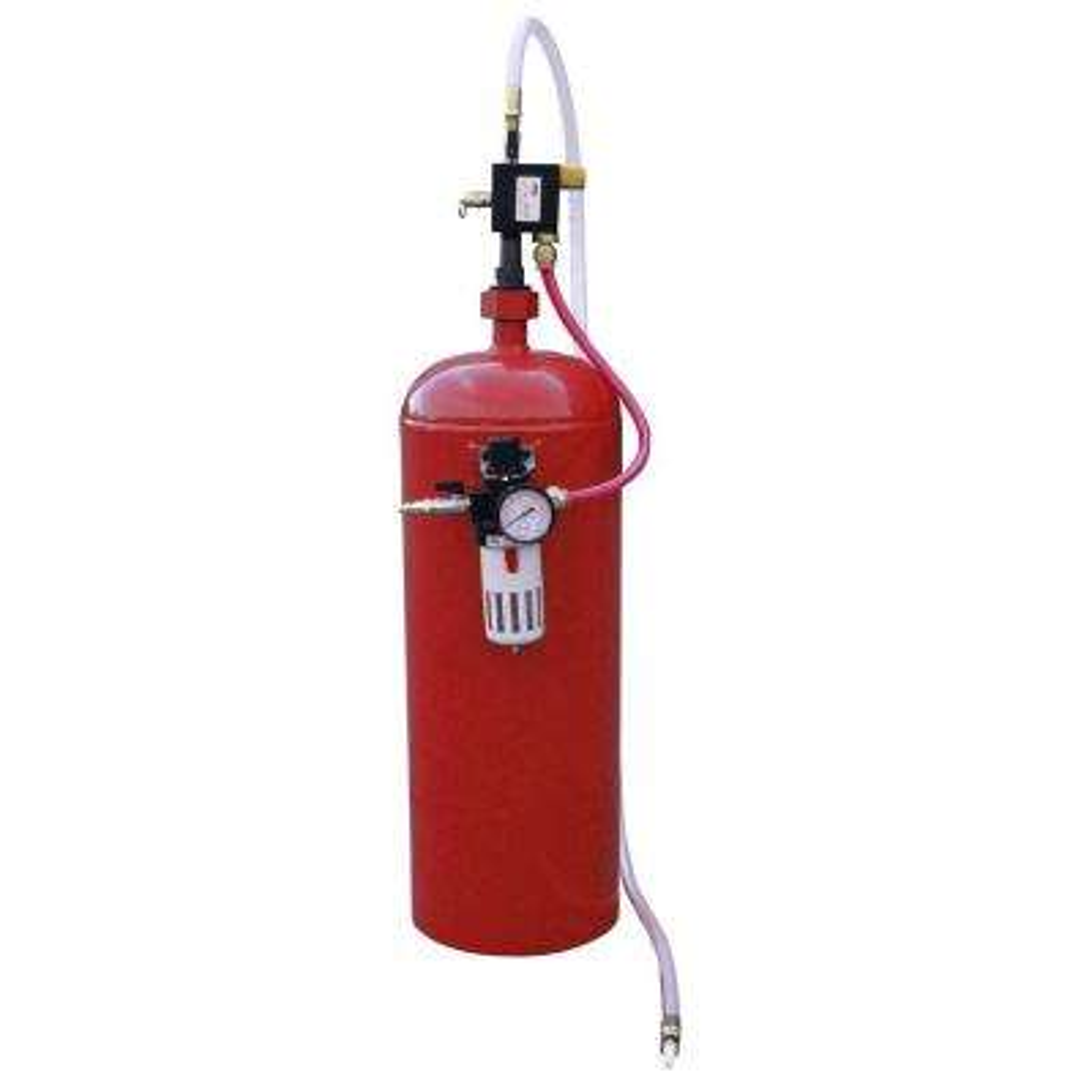40 lbs. Capacity Portable Soda Blaster