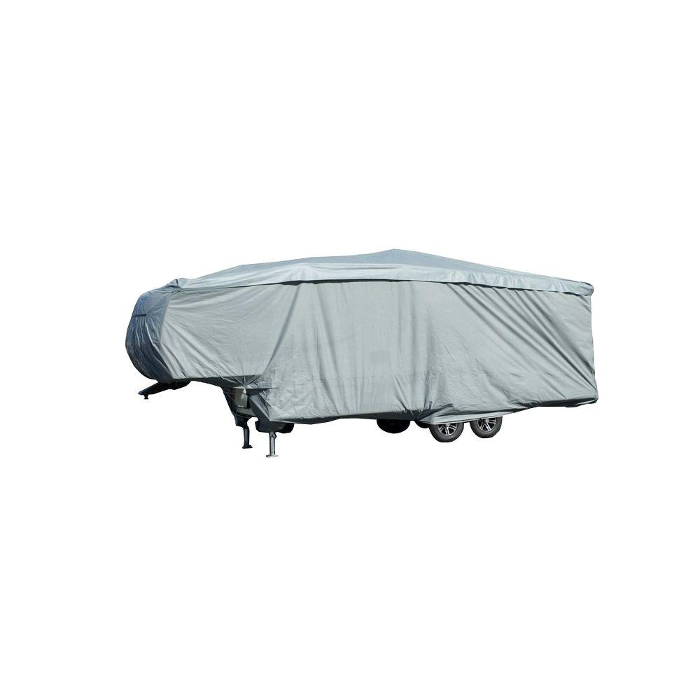 Duck Covers Globetrotter Fifth Wheel Cover, Fits 27 to 29 ft.