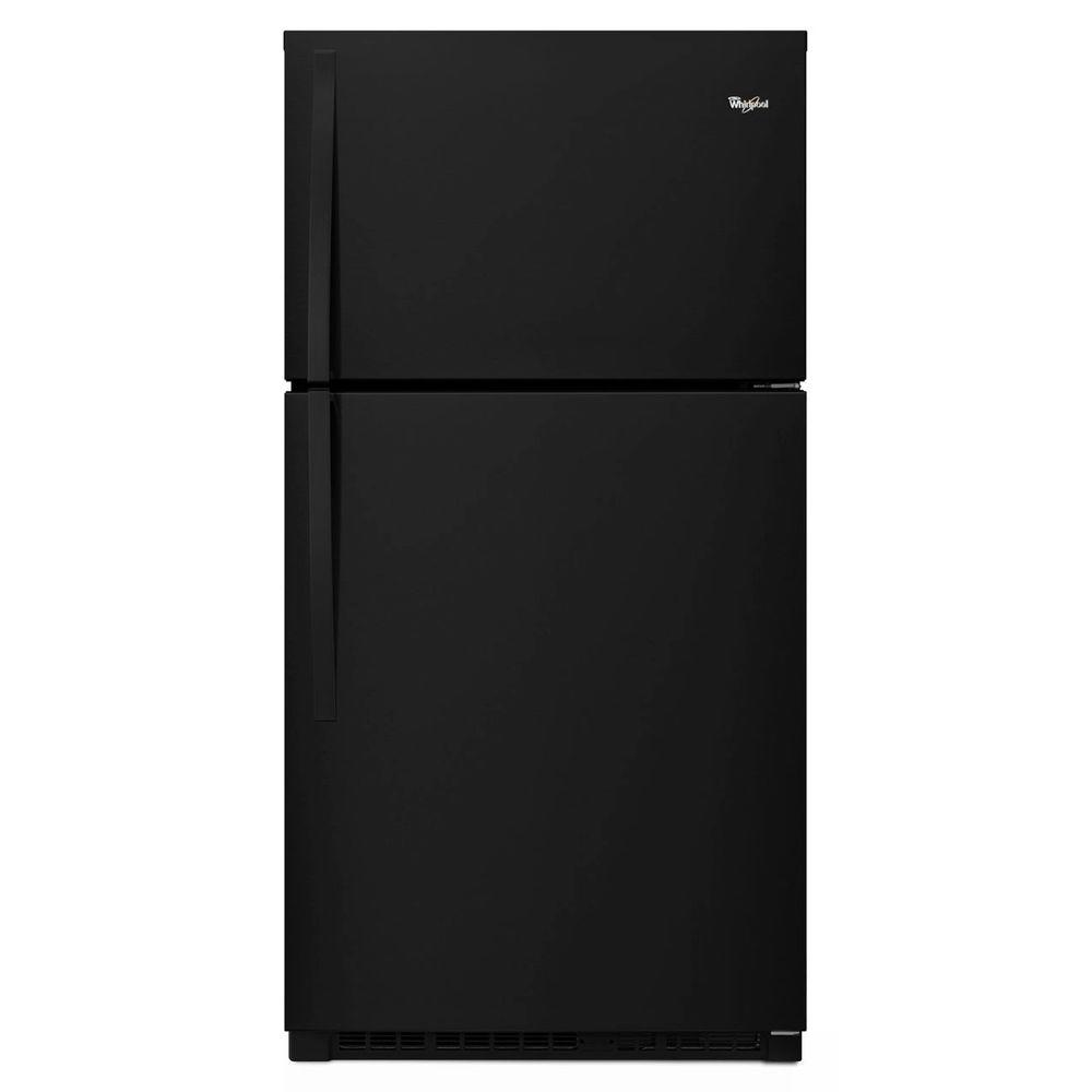 Black whirlpool refrigerator | Refrigerators | Compare Prices at Nextag