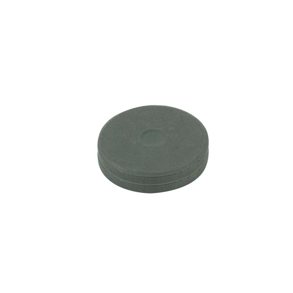 MASTER MAGNETICS 1-1/2 in. Dia Round Multi Pole Ceramic Magnets (2-Piece per Pack)