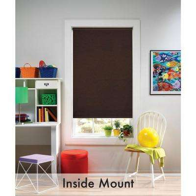 Java Blackout Cordless Fabric Roller Shade