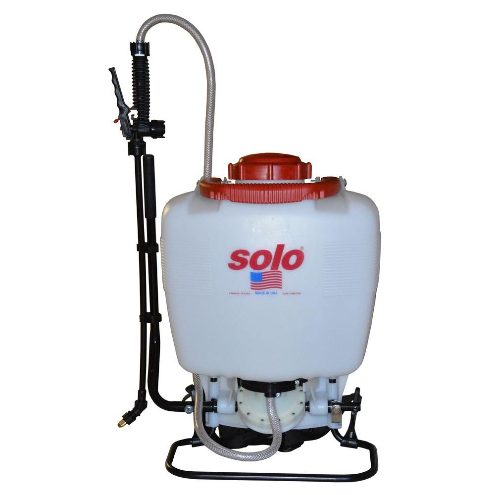 null Solo 4 gal. Diaphragm Backpack Sprayer