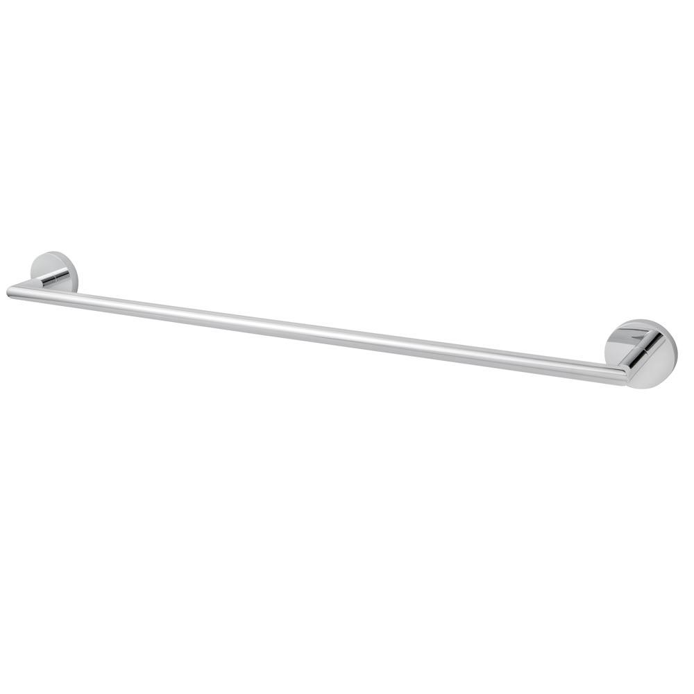 Speakman Neo 24 in. Towel Bar in Polished Chrome