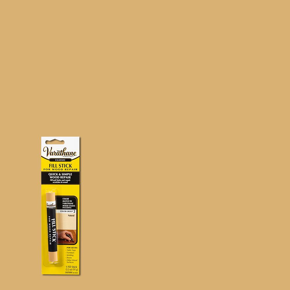 Varathane 3.2 oz. Natural Wood Fill Stick