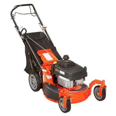 21 in. Variable Speed Swivel Wheel Gas Self Propelled Mower