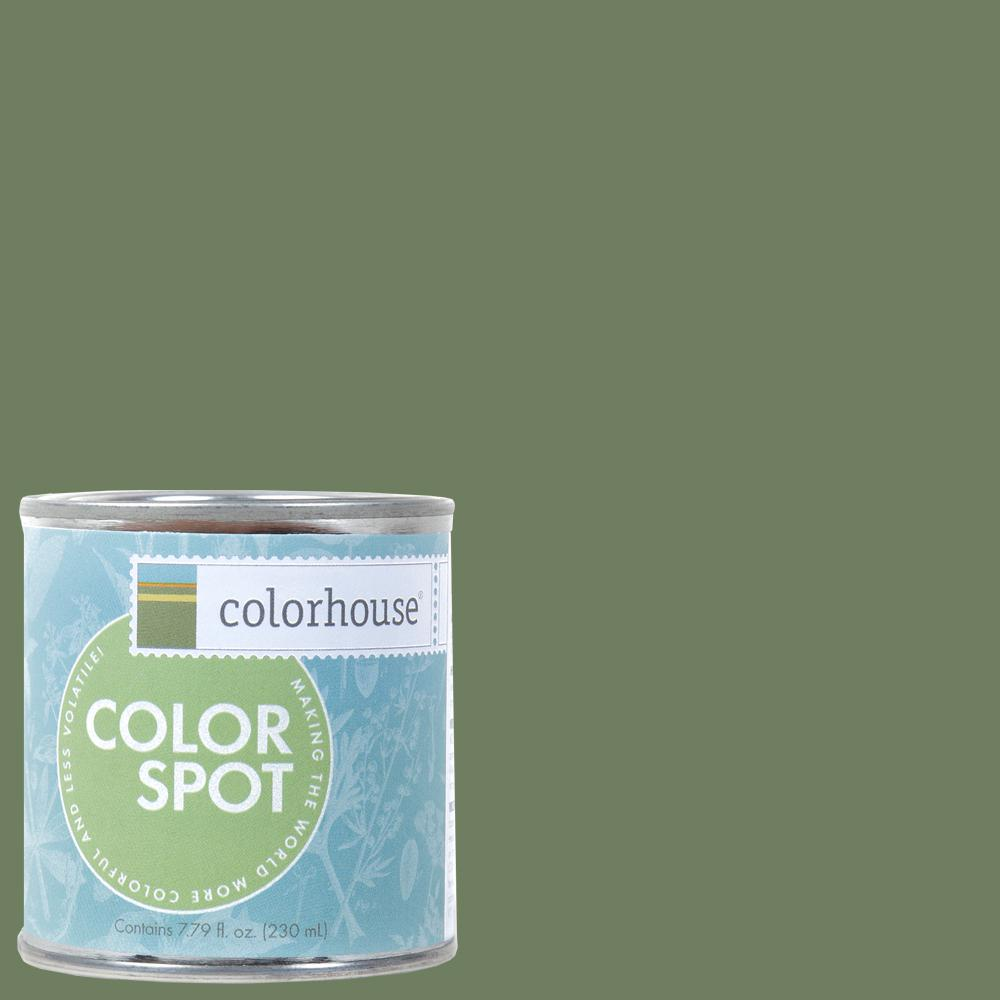 8 oz. Glass .05 Colorspot Eggshell Interior Paint Sample