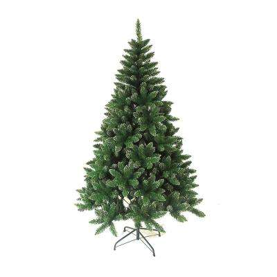 4 ft. Unlit Flocked Artificial Christmas Tree