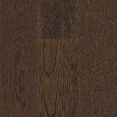 Castillian Oak Oxford Hand Sculpted 1/2 in. T x 6 in. W x Random Length Engineered Hardwood Flooring (14.8 sq. ft./case)