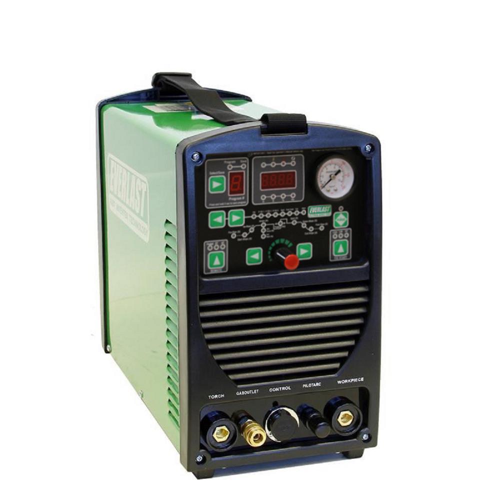 Everlast - UltraArc 205 TIG/Stick/Plasma Welder, Dual Voltage