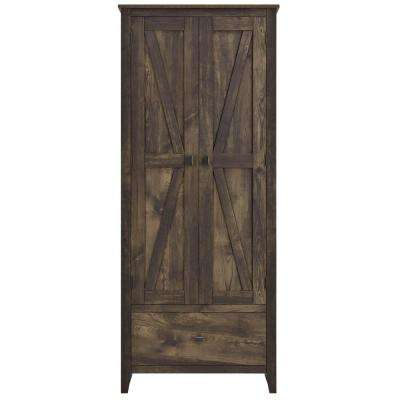 Brownwood 30 in. W Storage Cabinet in Rustic