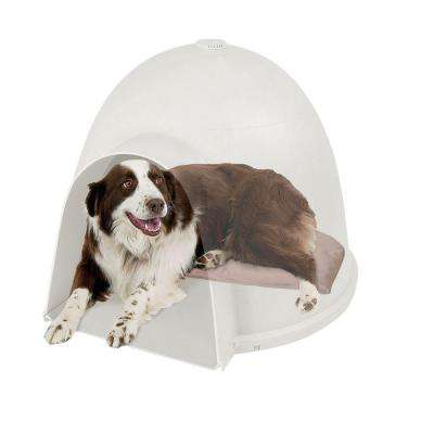 17.5 in. x 30 in. 60-Watt Large Lectro-Soft Igloo Style Heated Bed