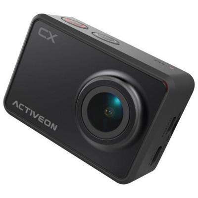 CX Action Camera 4MP CMOS Sensor F/2.4 Bright Glass Lens Built-In Wi-Fi