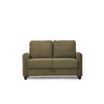 Sheldon Loveseat in Taupe