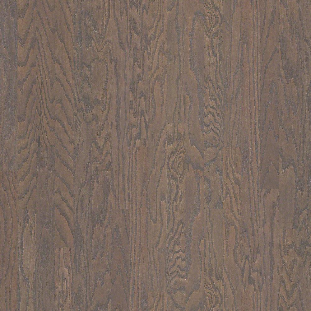 Bradford Oak Barnboard Oak 3/8 in. T x 3-1/4 in. W x Random Length Engineered Hardwood Flooring (23.76 sq. ft. / case)