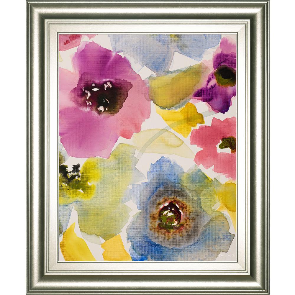 "22 in. x 26 in. ""Belle Luminaires II"" by Lanie Loreth Framed Printed Wall Art"