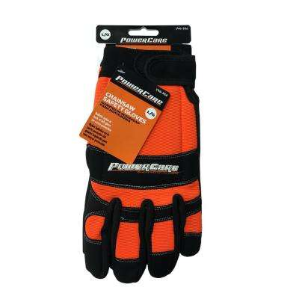 Chain Saw Safety Gloves