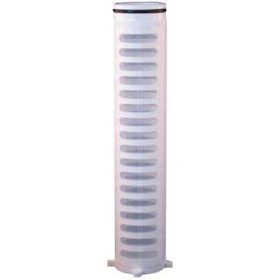 15 in. x 5 in. Sediment Trapper Polyester Replacement Filter