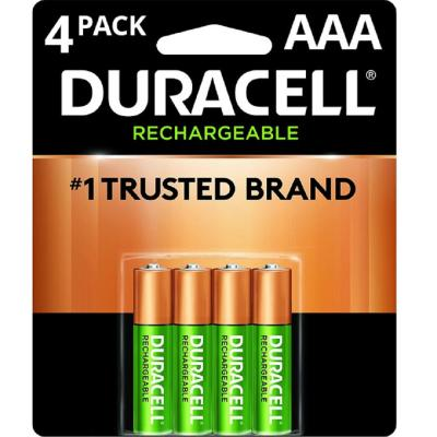 Rechargeable AAA NiMH Battery (4-Pack)