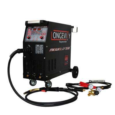 Migweld 250MP 250 Amp MIG Welder with Full Synergic Design