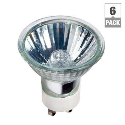 50-Watt Halogen MR16 GU10 TwistLine Dimmable Light Bulb (6-Pack)