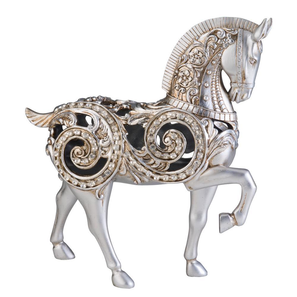 Just Dazzle Polyresin Decorative Piece