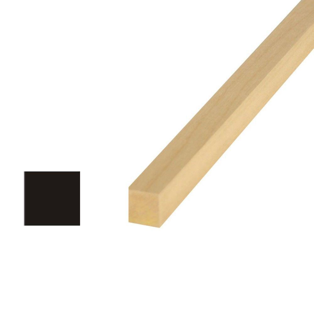 Kelleher 5/8 in. x 5/8 in. x 36 in. Wood Square Dowel