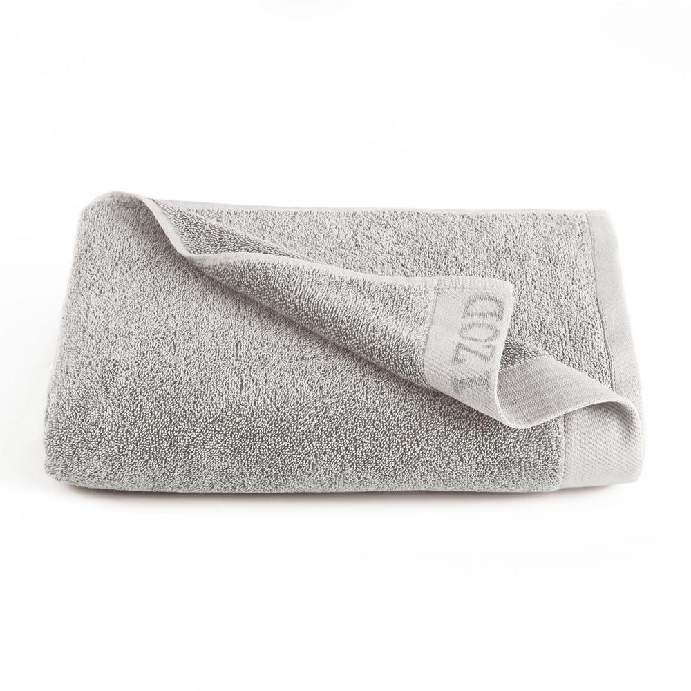 Classic Egyptian Cotton Bath Towel in Glacier Gray