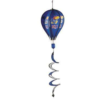 NCAA Kansas Jayhawks Hot Air Balloon Spinner