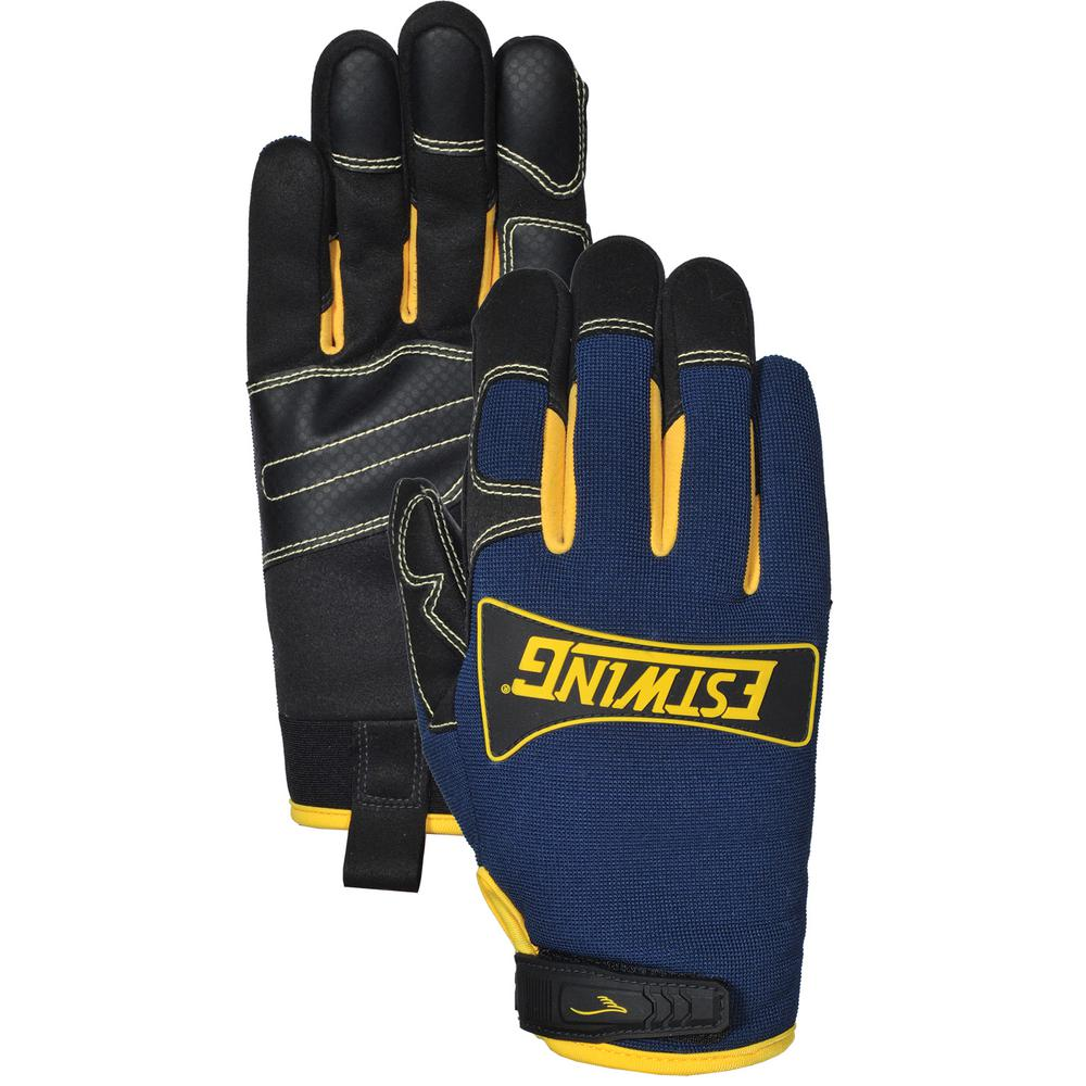 Synthetic Leather Palm Work XL Glove