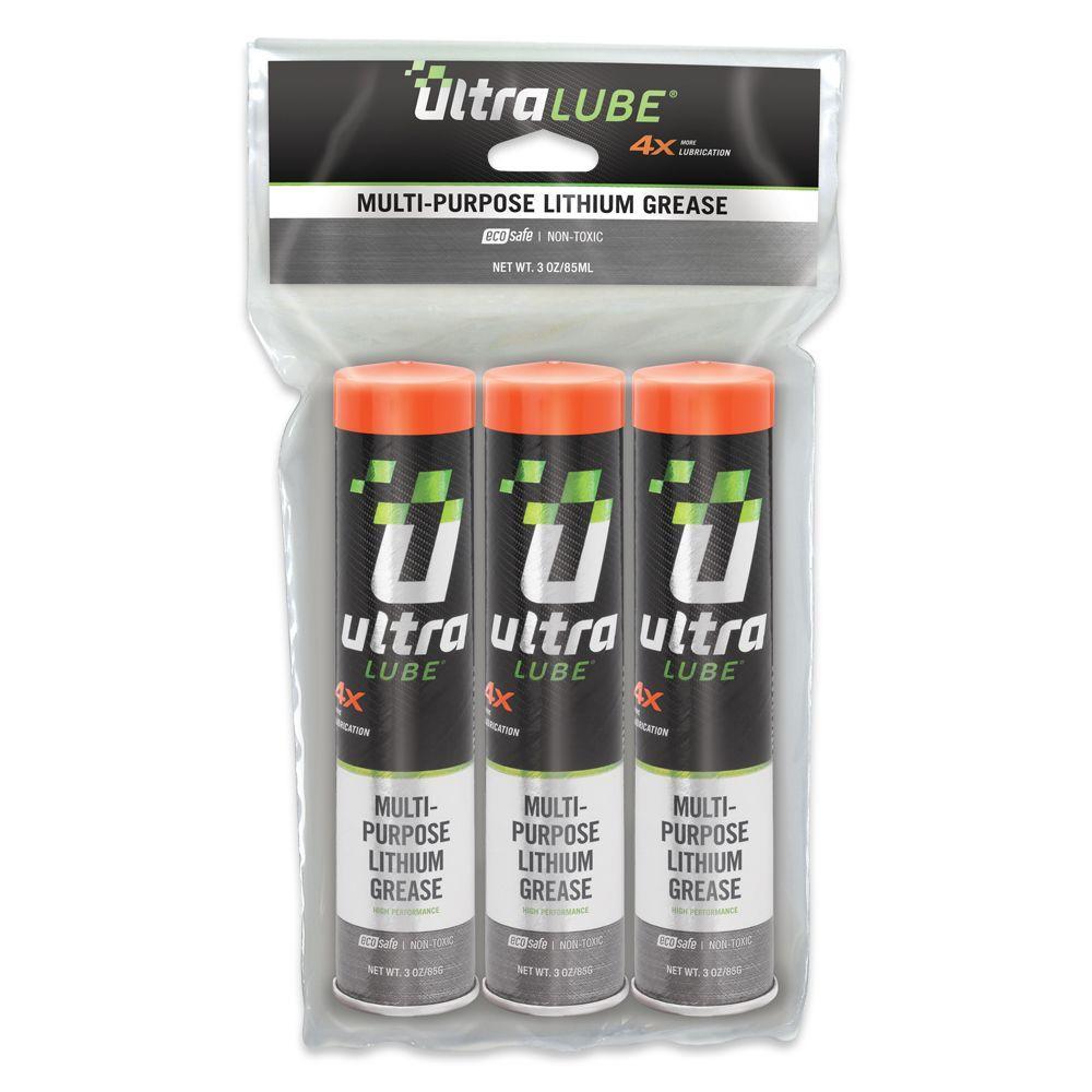 3 oz. Multi-Purpose Lithium Grease (3-Pack)