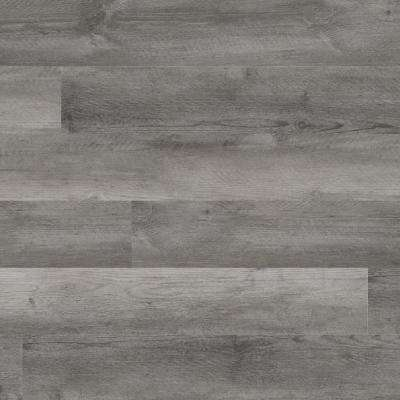 Woodlett Weathered Oyster 6 in. x 48 in. Glue Down Luxury Vinyl Plank Flooring (36 sq. ft. / case)