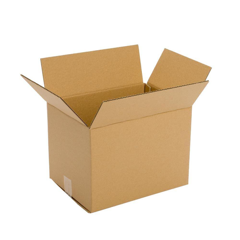 Pratt Retail Specialties Box 25-Pack (14 in. L x 10 in. W x 6 in. D)
