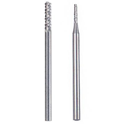 1/8 in. Rotary Tool Carbide Grout Removal Accessory Plus 1/16 in. Rotary Tool Carbide Grout Removal Accessory