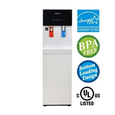 Pure Spring BPA Free Hot and Cold Bottom Loading Water Dispenser