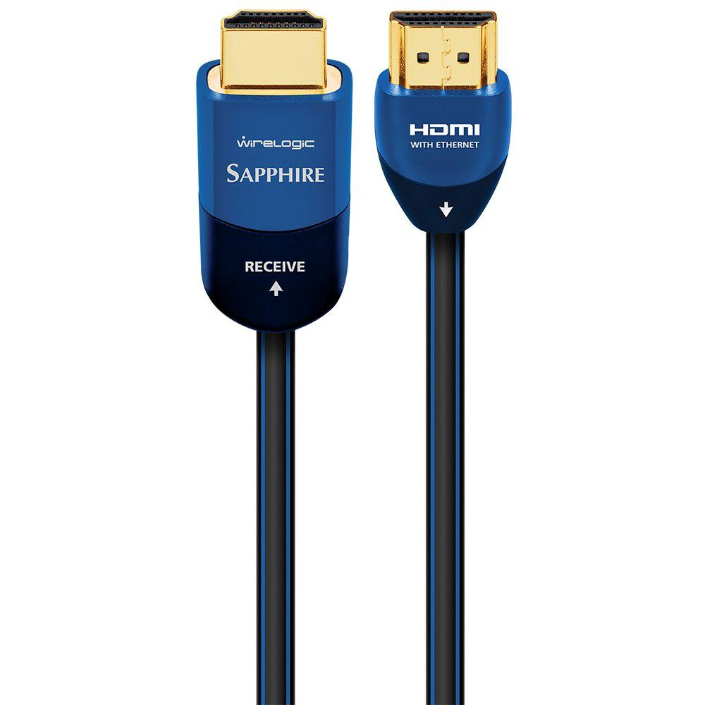 WireLogic Sapphire 25 ft. HDMI Cable - Black-WLHDMI25 - The Home Depot