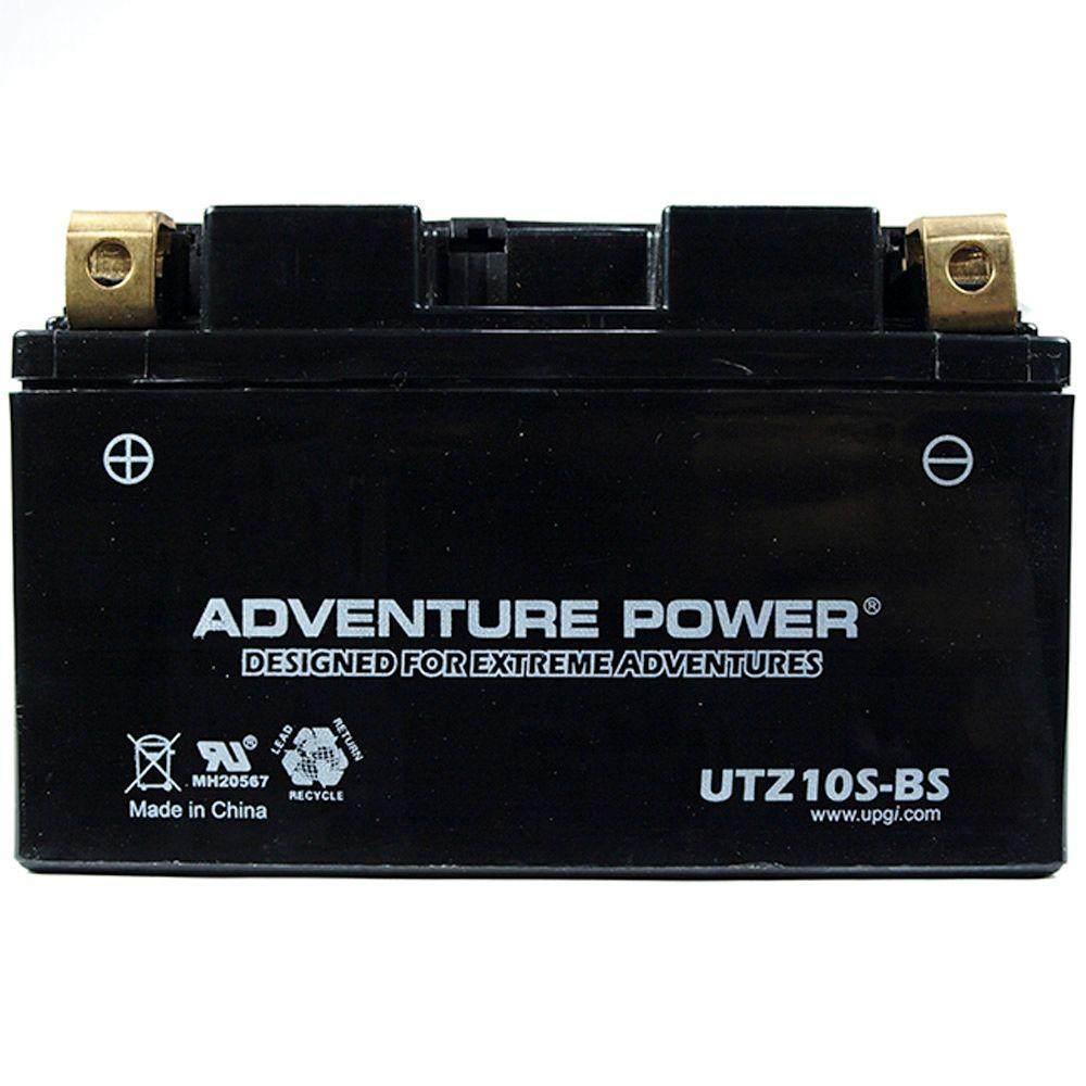 UPG Dry Charge AGM 12-Volt 8.6 Ah Capacity K Terminal Battery